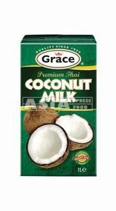 lait coco 17%1l grace