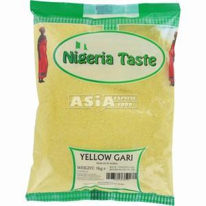gari jaune - nigeria taste 1kg