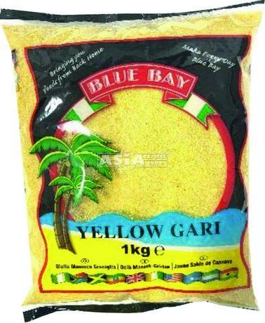 gari jaune 1 kg blue bay