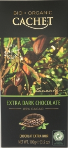 chocolat noir bio tanzania 85% 100g