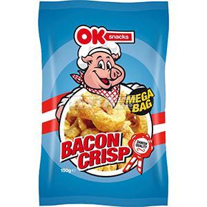 couenne de porc gout bacon 150g