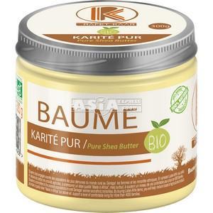 pur beurre de karite bio 100% rafet kaar 300g