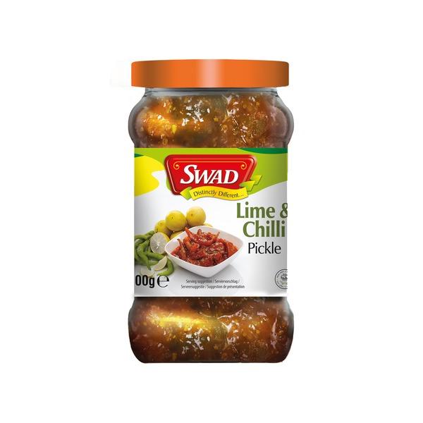 pickle citron vert et piment 300gr swad