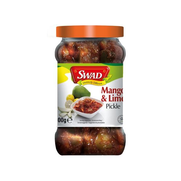 pickle mangue & citron vert 300gr swad