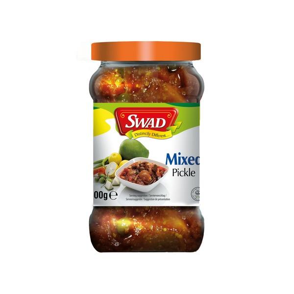 pickle mélangés 300gr swad