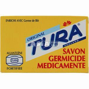savon tura antiseptique antibacterien germicide enrichi 65gr