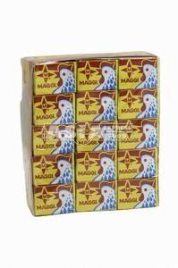 60 tablettes cube maggi poulet ci halal