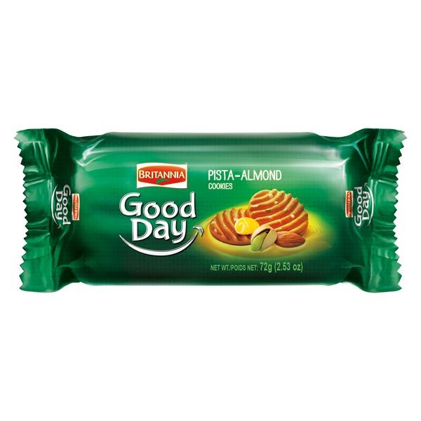 biscuits pistaches et amandes 72gr