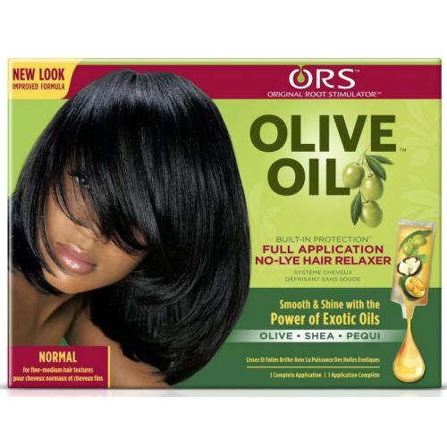 kit defrisant a l'huile d'olive regular ors