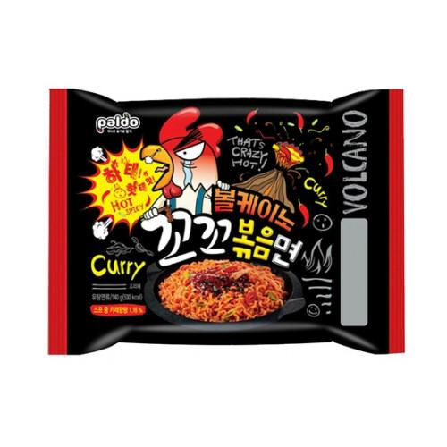 nouille coreenne volcano poulet paldo 140gr
