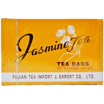 thé au jasmin 40g 20 sachets