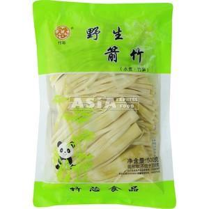 pousse de bamboo en saumure coupes en fleur  zhu xin 500g