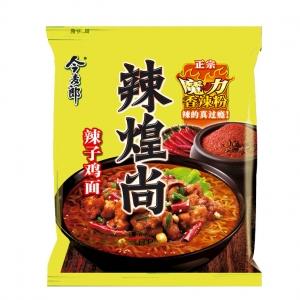 nouille aux poulet épicé jinmailang 120gr