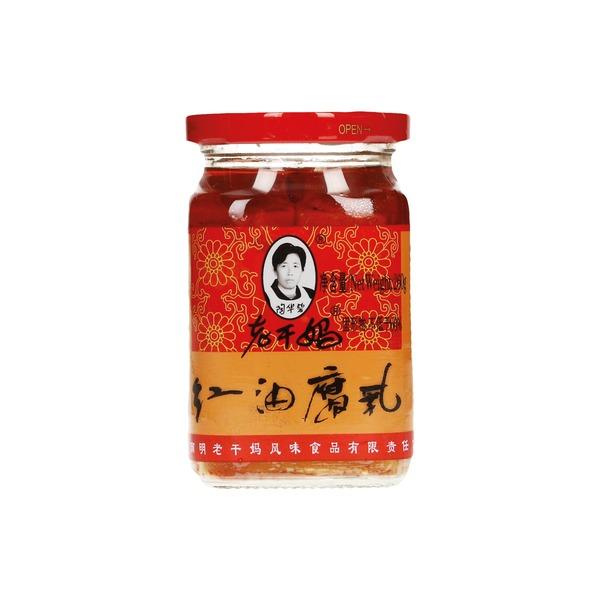 tofu au piment laoganma 260gr