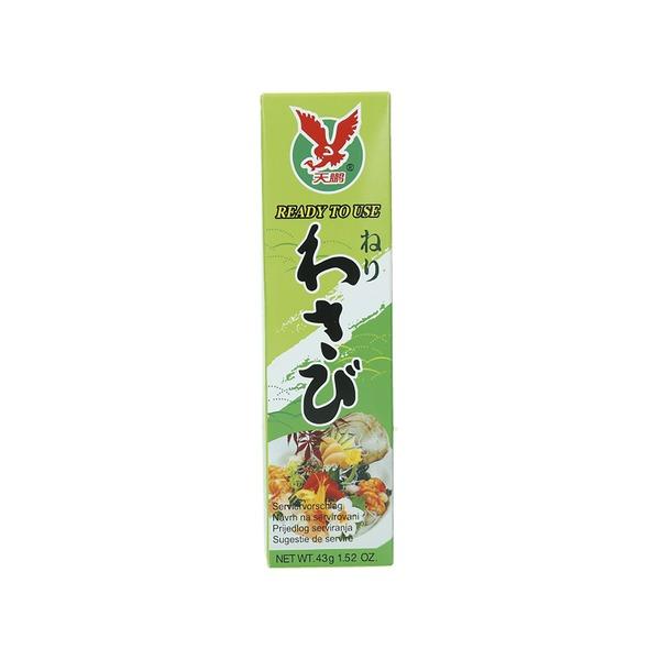wasabi en tube 43gr