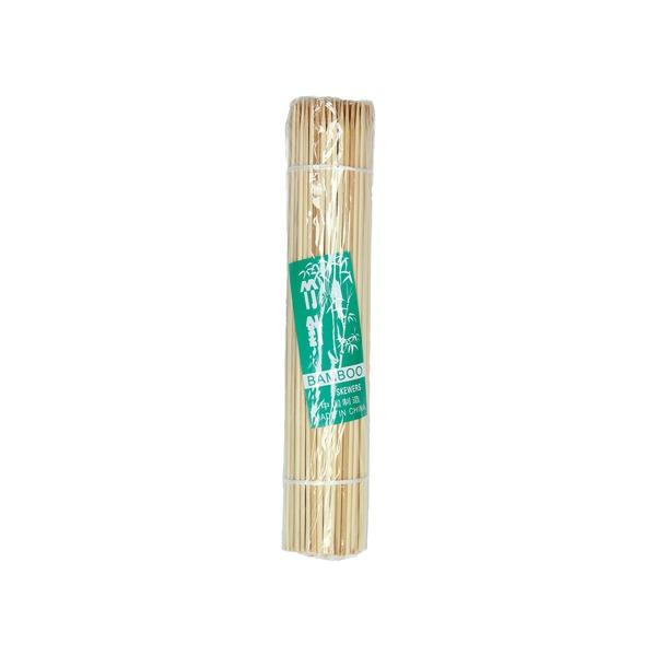 200 pics brochette en bambou 25cm