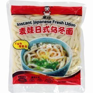 nouilles japonaises udon mai wai 200g