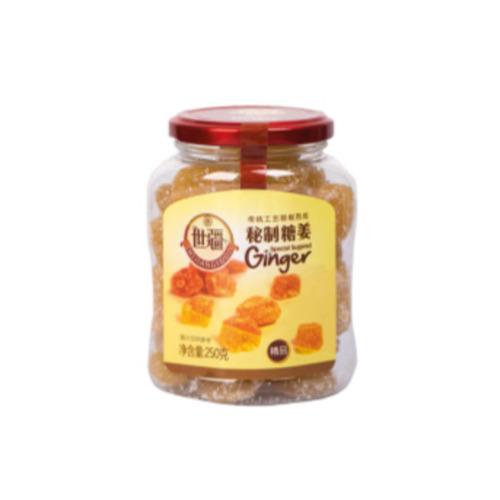 des de gingembre confit sucré xinxian 250g