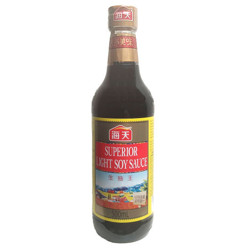 sauce soja haday claire 500ml
