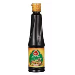 sauce soja salée abc 600 ml