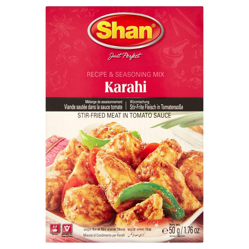 assaisonnement karahi pour viande sautee 50g