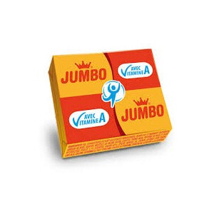jumbo cube crevette x48 p