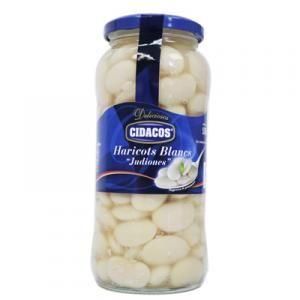 haricots blancs - pois du cap 400g