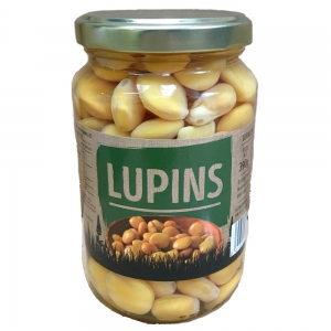 lupins trempés extra 37cl