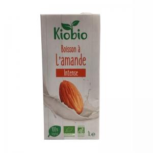 boisson vegetale lait d'amande bio 1l