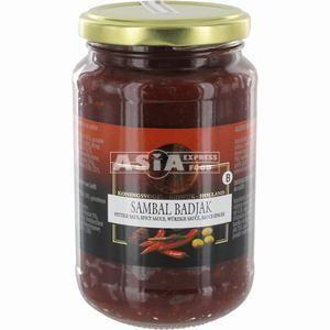 sambal badjak 375gr koningv