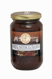 pate sambal badjak extra hot 375gr