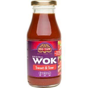 sauce wok aigre douce gotan 240 ml