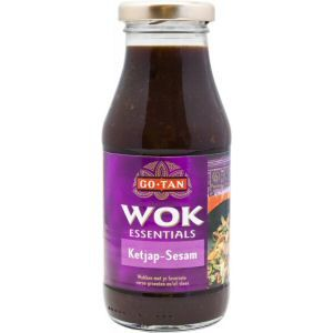 sauce wok ketjap et sésame gotan 240 ml
