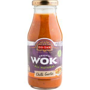 sauce wok piment et ail gotan 240 ml
