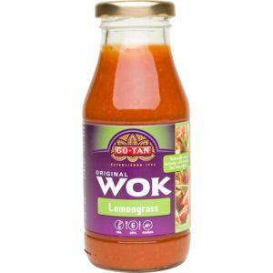 sauce wok oignon et citronnelle gotan 240 ml