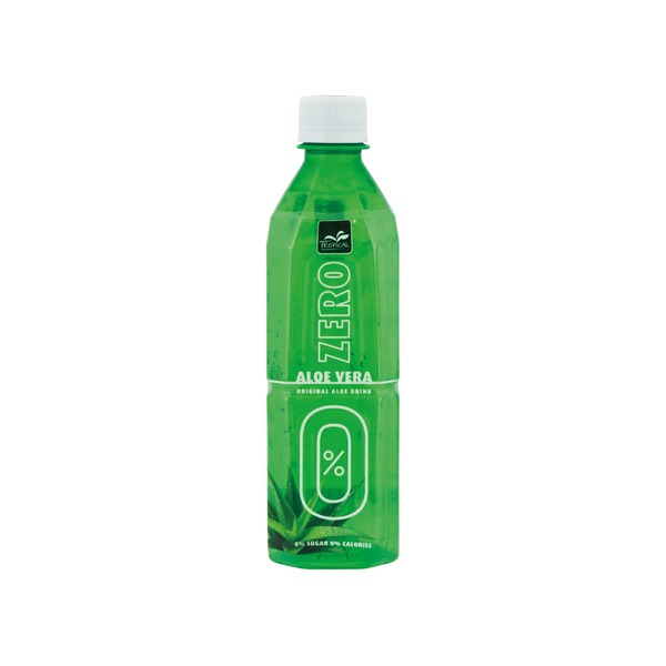 boisson aloe vera zero 500ml tropical