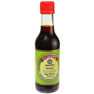 sauce soja tamari sans gluten 250ml kikkoman