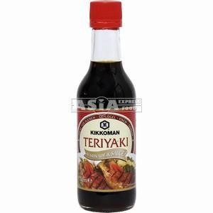 sauce teriyaki 250ml kikkoman