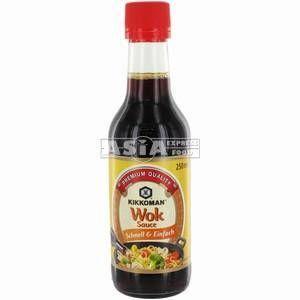 sauce sukiyaki pour wok 250ml kikkoman