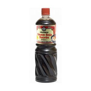 sauce soja sucree kikkoman 975ml