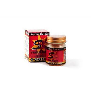 baume mentol muscle art. rouge 25gr