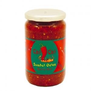 chi chi sambal oelek extra hot 375g