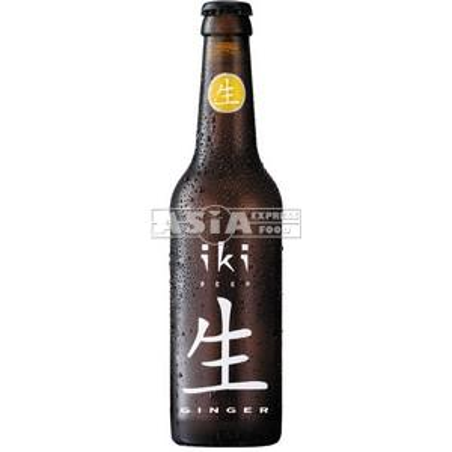 biere iki au gingembre 5.5% 330ml