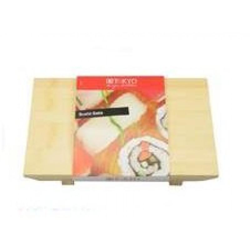planche en bambou pour sushi 24x15x3cm