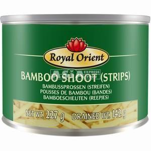 pousses de bambou en lamelle 227gr