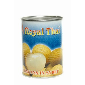 longans au sirop 565gr royal thai