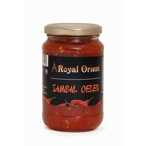 sambal olek puree piment 360g rt