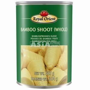 pousses de bambou entiers 567g
