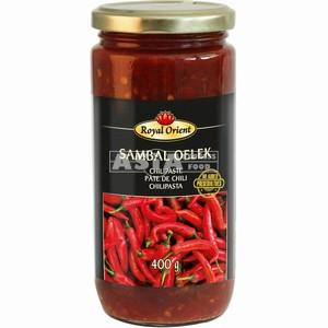 puree de piment sambal oelek 400gr