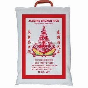 10kg riz brise jasmin royal thai